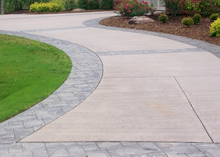 Professional driveway pressure washing services provided by 1080 Pressure Washing of Atlanta, GA
