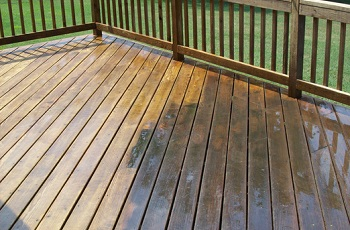Patio and Deck Pressure Washing Services